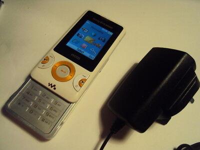 100% QualitäT Cheap Senior Elderly Disable Kids Basic Sony Ericsson W205 On Orange+charge
