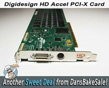 DigiDesign HD Accel PCI-X Card, Excellent Condition - Pulled from Working System