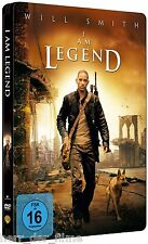 I AM LEGEND (Will Smith), Steelbook-Edition NEU+OVP