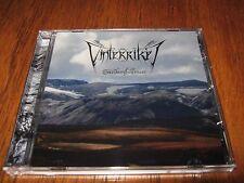 """VINTERRIKET """"Gardarsholmur"""" CD  ildjarn moloch sturmpercht"""