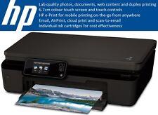 HP Photosmart 5520/5524 e-All-in-One WiFi Photo Printer Touch e-Print + XL Inks