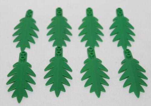 Palme LEGO® 8x kleine Palmenblätter Blatt Blätter Pflanzen,