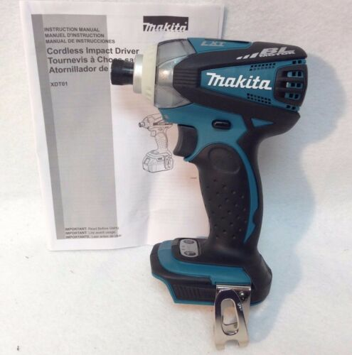Makita XDT01Z NEW 18V Li-Ion Cordless 3-Speed Brushless Impact Driver XDT01