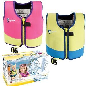 Mares Floating Jacket - Kinder Schwimmweste Schwimmhilfe