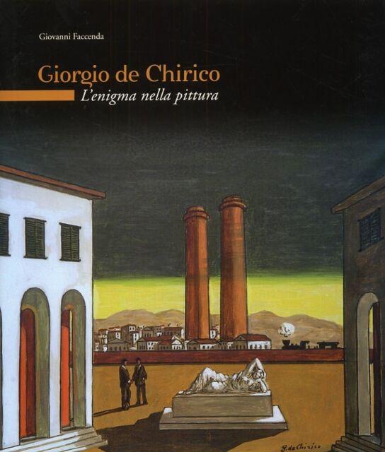 Giorgio de Chirico L'enigma della pittura - Bandecchi & Vivaldi Pisa 2008