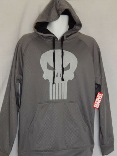 NEW Punisher movie Figure Comic Book Hoodie Skull Sweatshirt MEN Jacket S M L XL