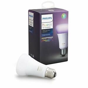 Philips Hue White And Colour Ambiance Edison Screw E27