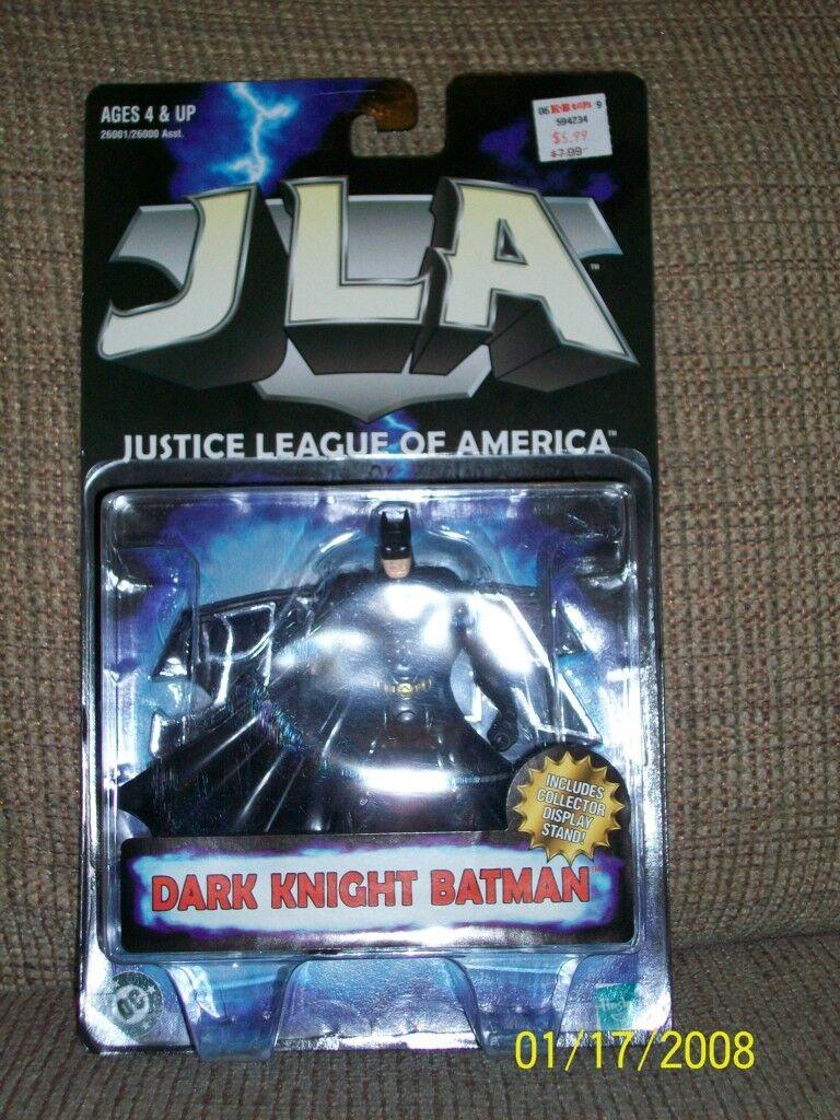 Hasbro jla - aquaman, batmanx2, einer menschenjagd, kunststoff, stahl, supermnx2
