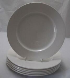 Image is loading Villeroy-&-and-Boch-LOOK-Hotel-6-x- & Villeroy \u0026 and Boch LOOK Hotel 6 x NEW small dinner plates 24cm   eBay