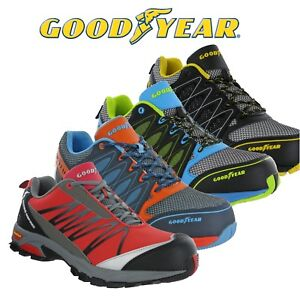2ea2ccbb70e Details about Goodyear Sporty Pro-Lite Composite Safety Trainers  |UK3-14|EU36-48|Free del
