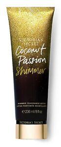 Detalles de Victoria's Secret Pasión de Coco! nuevo!! brillo Fragancia Loción 236ml ver título original