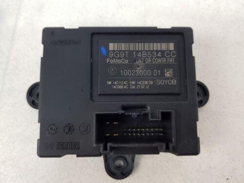 Ford Mondeo MK4 10-14 Arrière conducteur passager porte module de commande 9G9T14B534CC