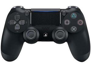 DualShock 4 Wireless Controller for PlayStation 4 Jet Black CUH ZCT2