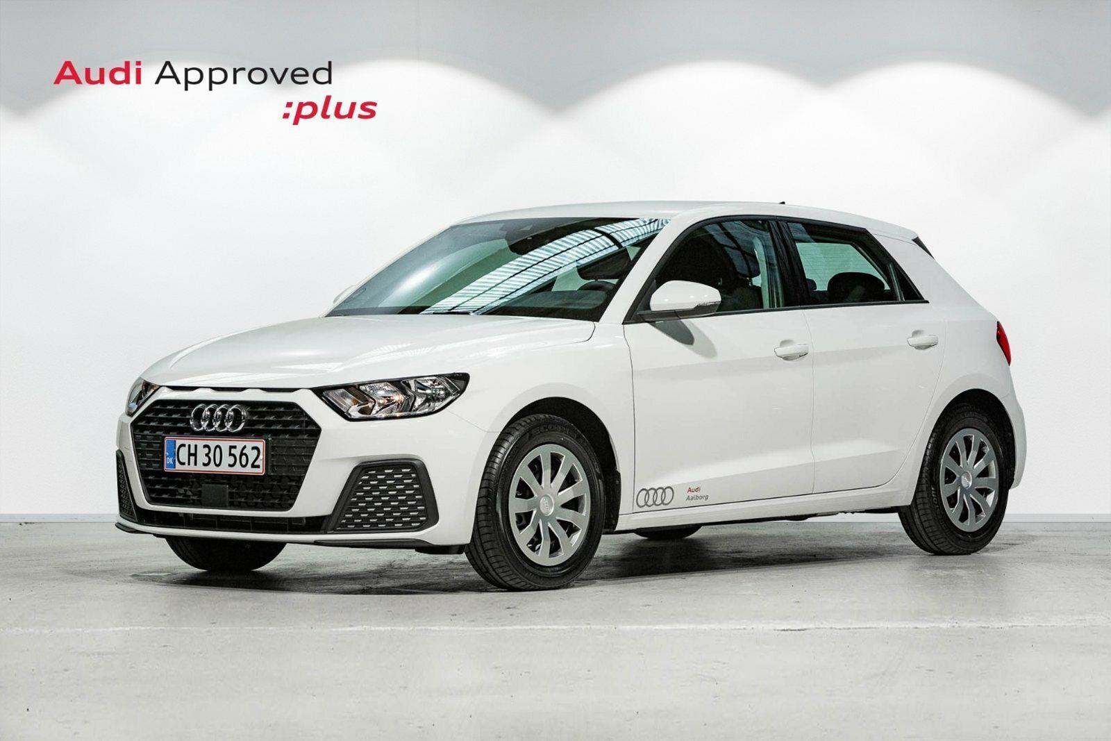 Audi A1 30 TFSi SB S-tr. 5d - 290.000 kr.