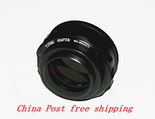 High-quality M42 Lens to M39/L39 Adjustable Focusing Helicoid adapter 17~31mm