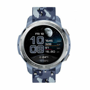 Honor Watch GS Pro Smartwatch AMOLED-Display Bluetooth GPS Sport Watch Blue
