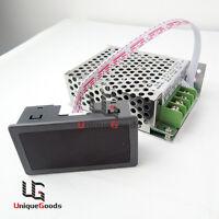 Large Power Digital Display Led Pwm Hho Rc Motor Speed Regulator Controller