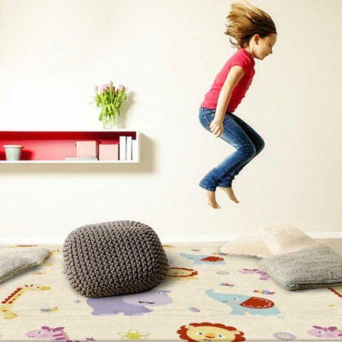 Practical Indoor Baby Carpet Waterproof Play Crawling Mat Children Play Rug