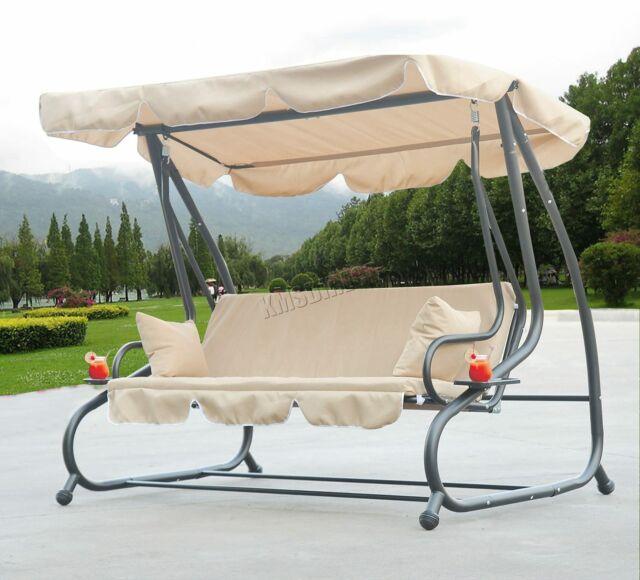 Westwood Sc05 3 Seater Garden Swing