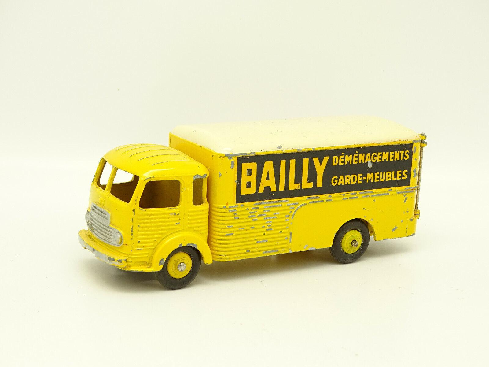 Dinky toys SB 1 43 - Simca Cargo 33 Bailly