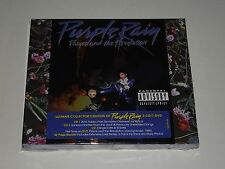 Prince Purple Rain Deluxe Edition (3 CD + DVD) Brand new release June 2017