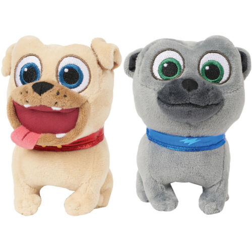 Puppy Dog Pals Pet /& Talk Plush Pals Choose Bingo or Rolly NEW