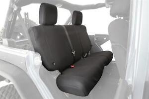 Image Is Loading Jeep Wrangler JK GEAR Rear Seat Cover MOLLE