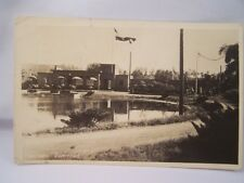 *VINTAGE MEERSSEN ZWEMBAD PHOTO POSTCARD*