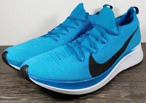 Nike Zoom Fly Flyknit 'Blue Orbit' Men