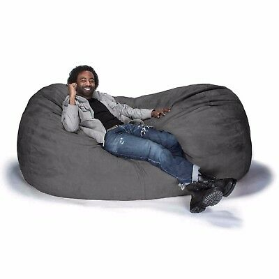 Jaxx 7 ft Giant Bean Bag Sofa | eBay