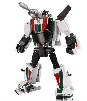 MP-20 WHEELJACK Transformers Lancia Stratos Turbo Robots Actionfigur Kids Toy