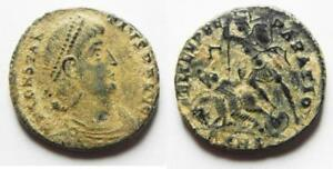 Adroit Zurqieh Constantius Ii Ae Cent as2916 As Found Ample Supply And Prompt Delivery