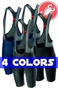 Castelli-Men-039-s-Free-Aero-Race-Bib-Shorts-4-Colors-SEE-Videos