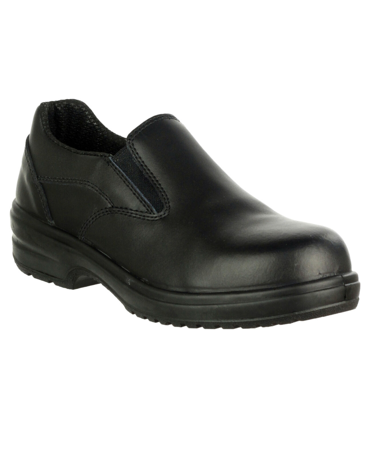 Amblers Composite Ladies Slip On Safety shoes–FS94C(Safety  S1-P - SRC)–20445