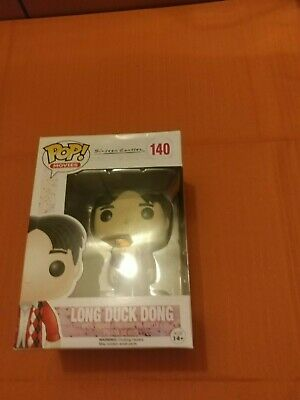 Sixteen Candles Long Duck Dong FUNKO POP Vinyl Figure NEU 140