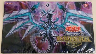 Yugioh Japanese Chaos Dragon Levianeer Playmat RANKING DUEL 2018 Sealed NEW