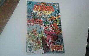 The-New-Teen-Titans-15-DC-comics-January-1982-Fine-Brotherhood-of-Evil