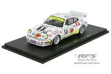Porsche 911 RSR Turbo - Haberthur Goueslard - 24h Le Mans 1994 - 1:43 Spark 4444