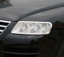 VW VOLKSWAGEN TOUAREG CHROME HEADLIGHT TRIM 2003-2006