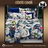 ROBERTO CAVALLI HOME | BLAZE Lenzuola sopra sotto e due federe - Full bedsheet