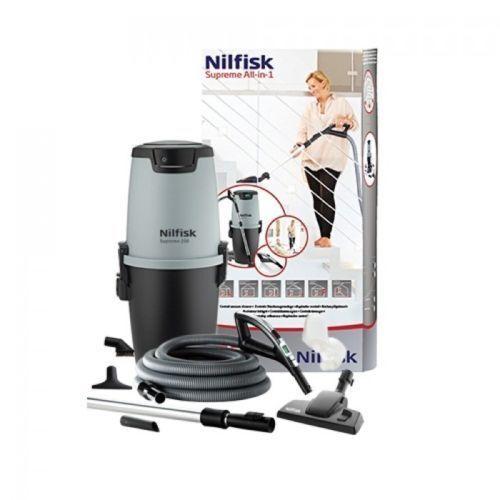 Nilfisk SUPREME LCD Set's Central Vacuum Installation Vacuum Cleaner Vacuum Cleaner Attachment