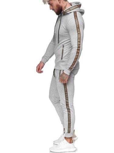 Jogginganzug Trainingsanzug Sportanzug Jogger Fitness Streetwear Herren