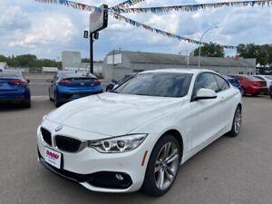 2016 BMW Série 4 428i xDrive-Premium pkg-78k-Dakota interior