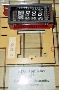 189807 Reconditioned Thermador CT Oven Power Control Module //Display 14-31-694