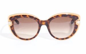 17dd5c83bea3e Image is loading SALVATORE-FERRAGAMO-Womens-Sunglasses-SF813S-226-Havana -Amber-