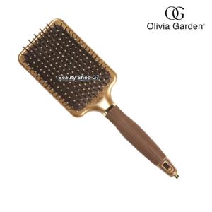 Professional styler paddle brush Olivia Garden Nano Thermic Ceramic+Ion Large