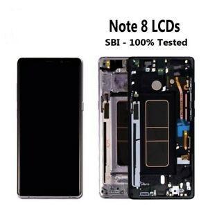 Tãtulo Digitalizador Samsung Original Galaxy Marco Pantalla Note Tã¡ctil Lcd 8 De Detalles Para Acerca Sm-n950 Mostrar Sb- D
