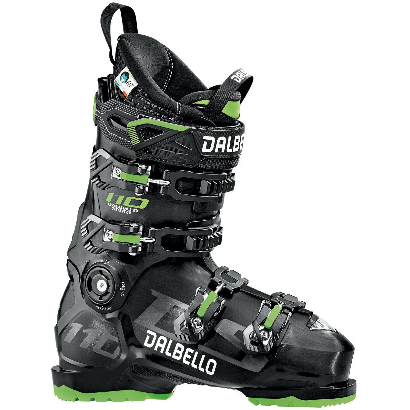 Dalbello DS 110 MS Herren-Skistiefel Ski Schuhe Stiefel Stiefel Skischuhe Schuhe Ski Alpin 0ffa91