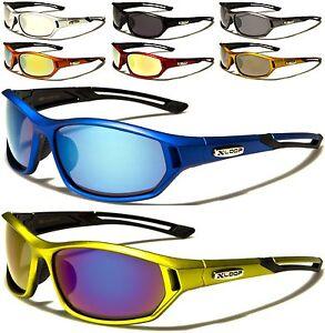 Xloop-Senoras-de-las-Gafas-Sol-Hombre-Nino-Negro-Deportes-Disenador-Grande-Tiras