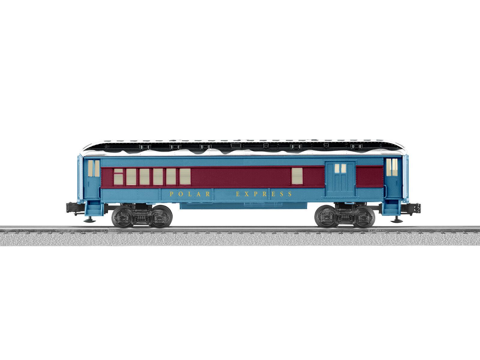 Lionel   84600 der polar - express kombination auto mit schnee auf dem dach